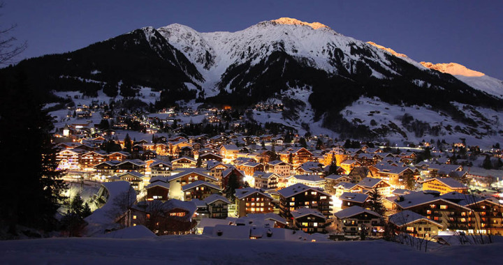 klosters-night-view